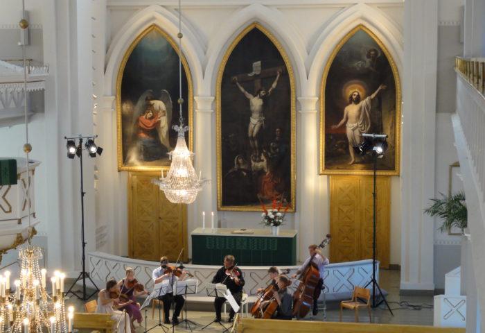 Virtuosi di Kuhmo Hauhon musiikkijuhlat
